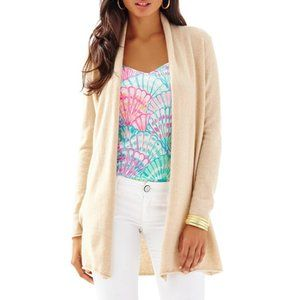 Lilly Pulitzer cashmere cardigan sweater XS